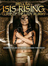 Isis Rising: Curse of the Lady Mummy (DVD, 2014)