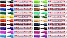 edding 3000 Permanentmarker Strichbreite 1,5-3mm Farbe wählbar