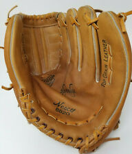 Vintage NESCO 8820 Softball Glove All Star Men's Korea Right Hand Throw