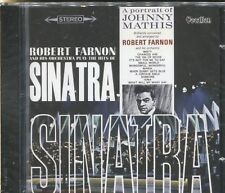 ROBERT FARNON PLAY THE HITS OF SINATRA & A  PORTRAIT OF JOHNNY MATHIS  on CD