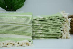 40x70 Pistachio Green Bath Towel Turkish Towel,Turkish Peshtemal,Turkish GzdHsr