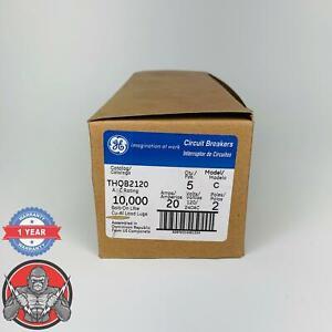 THQB2120 - GE / Type THQB / 2 Pole / 20 Amp / 1 Year Warranty