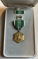 NAMED VIETNAM WAR U.S. ARMY COMMENDATION MEDAL ROBERT J CASPAR HIGHLAND PARK IL
