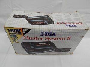 Master System II Console  (Sonic model) (Master System)