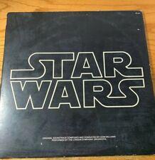 1977 Star Wars Original Soundtrack LP Vinyl Record