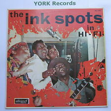 INK SPOTS - The Ink Spots In Hi-Fi - Excellent Con LP Record Allegro ALL 844