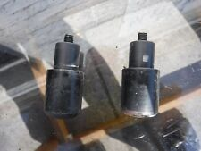 Honda CX500 TC Turbo Bar End Weights (Breaking complete bike)