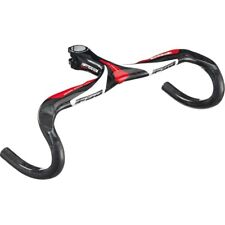 Manubrio bici corsa integrato carbon FSA Plasma road bike integrated handlebar