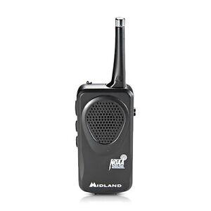 Midland HH50 Pocket Weather Alert Radio 7 Preset Weather Channel Water Resistant