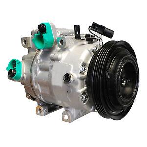 A/C  Compressor And Clutch- New DENSO 471-6035