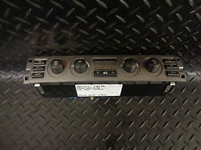 2002 BMW 7 SERIES 735i E65 4DR AUTO Climate Control Switch Panel 6923384