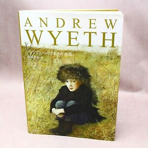 Andrew Wyeth Painting and Drawings Japan 2017 Art Book NEW
