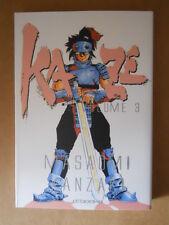 KAZE N 3 Masaomi Kanzaki d/books D/VISUAL [G479]