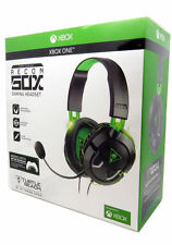 New other Turtle Beach RECON 50X Black  Headsets for Microsoft Xbox One PC PS4