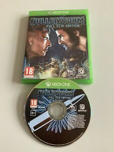 Bulletstorm Full Clip Edition Xbox One Vgc Game Fast Shipping