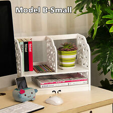 Modern 2 Tiers Shelves Chic Wall Mount CD TV DVD Book Display Storage Shelf