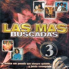 Chris Deburg, Gino Vanelli, John Travolta Las Mas Buscadas VOL.3 CD New