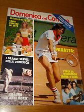 DDC 1979/29=ADRIANO PANATTA=GEORGE DESCRIERES=AVE NINCHI=MATIA BAZAR=FRACCI C.=