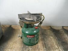 COLEMAN STOVE 505 GREEN  DATED 1 - 76  NO RESERVE