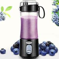 TOPESCT Portable Blender, Personal Mixer Fruit Rechargeable with USB, Mini