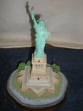 Statue of Liberty Sculpture By Danbury Mint