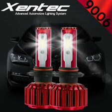 60W 1600LM 9006 HB4 Offroad LED Headlight Kit Car Beam Bulbs Replace HID 6500K