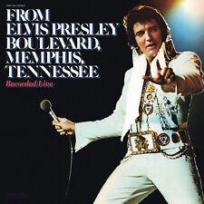 Elvis Presley - From Elvis Presley Boulevard Memphis Tennessee (Translucent Gold