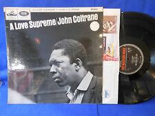 JOHN COLTRANE love supreme CLP 1869 MONO ORIG UK MASTER VOICE EXC+