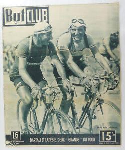 Vintage Sports / Cycling Collectable - 'But Club'  French Publication