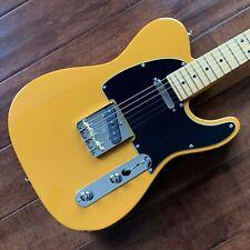 Suhr Classic T Electric Guitar Trans Butterscotch Maple Neck