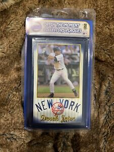 Derek Jeter Steiner Collectors Plaque