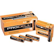 Duracell Procell PC1500BKD 1.5 V AA Alkaline Batteries 24 pack