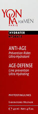 Yonka For Men Age Defense Ultra Hydrating 40ml(1.4oz) BRAND NEW