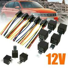 DC 12V DC 24V Waterproof Car 5Pin 40A Long Life Automotive Relay T4W5