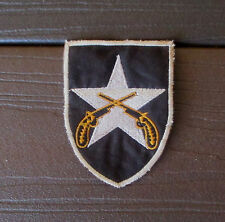 """VIETNAM WAR PATCH-ARVN MILITARY POLICE """"QUAN CANH"""" Insignia PATCH"""