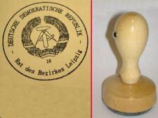 verschiedene DDR Stempel Rat des Bezirkes ..... - REPRO - werden neu angefertigt