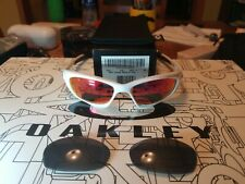 Oakley Twenty XX NIB CUSTOM no Splice Minute Racing jacket X Metal Juliet Eye...