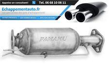 Filtres à particules Volvo S40 II V50 I C30 C70 II 2.0TD 36000074 36050309