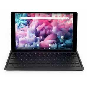 ENTITY Verso Duo 10.1in Android 10 Tablet & Keyboard Black