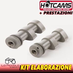 Set Arbres A Cames Racing Stages 2 HOT CAMS Kawasaki KLR 650 2008 2009 2010 2011