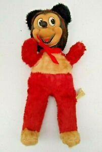 "Rare Vintage Swedlin / Gund Walt Disney Character Mickey Mouse 12"""
