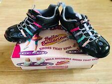 Skechers Bella Ballerina Prima Sweet Spun Black/Multi Girl's Shoes - Size 13