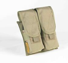 TAS Double Retention MOLLE WEBBING  M4/M16 Mag Pouch AIRSOFT, WEBBING,