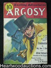 Argosy Dec 21, 1935 Freebooter  King of the Australian Bushwrangers