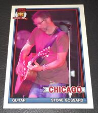 PEARL JAM Wrigley Baseball Card - Stone Gossard 2 pink - 2016 Chicago pack cubs