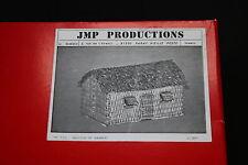 YY026 JMP productions 1/35 maquette resine 35119 Maison de bambou asie vietnam