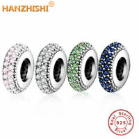 Fit Charms Original Armband Spacer Charme 925 Silber Perle Abstrakte
