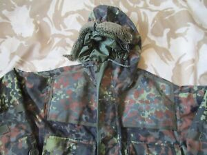ARKTIS B220 Kommando German FLECKTARN CAMO sas Smock JACKET Army KSK dpm MEDIUM