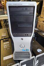 Dell Precision T3500 Workstation Computer Win 10 2007 Microsoft Office Xeon 2.8g