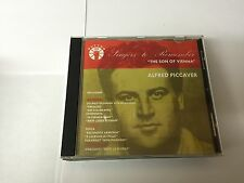 Alfred Piccaver  Son of Vienna The 2003 CD 765387972523